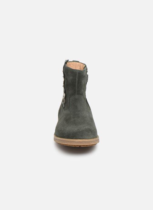 Boots en enkellaarsjes Pom d Api Trip rolls fern Groen model