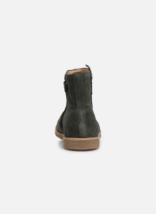 Boots en enkellaarsjes Pom d Api Trip rolls fern Groen rechts