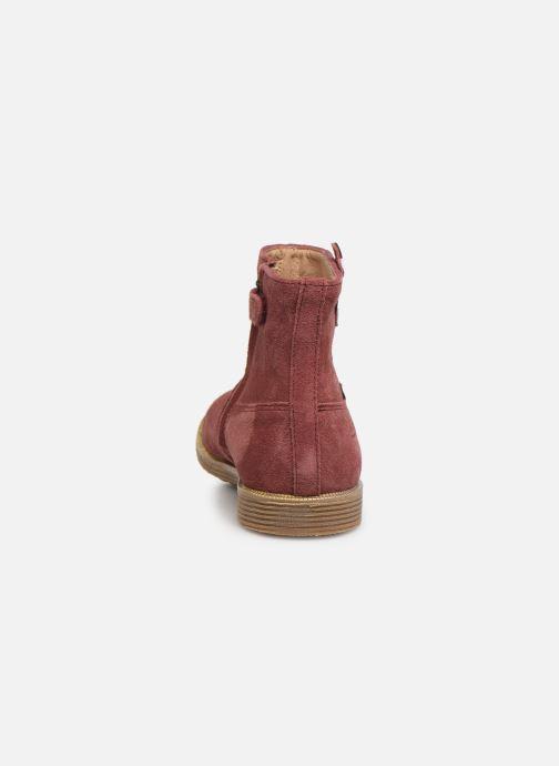 Boots en enkellaarsjes Pom d Api Trip rolls fern Roze rechts