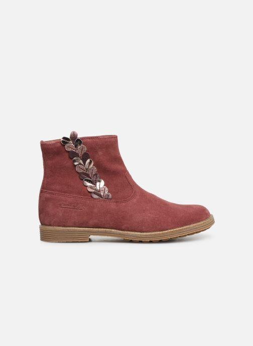 Boots en enkellaarsjes Pom d Api Trip rolls fern Roze achterkant