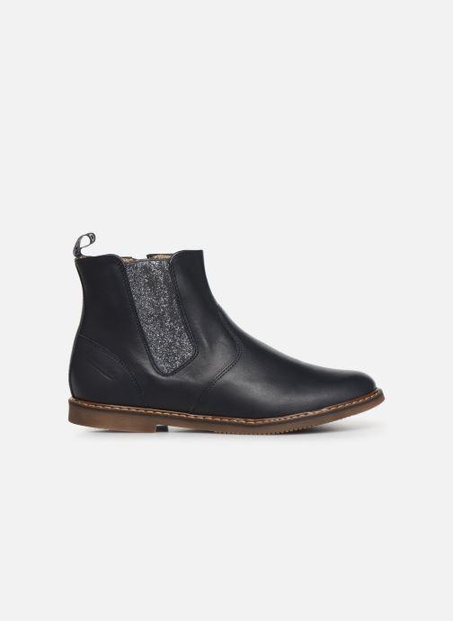 Boots en enkellaarsjes Pom d Api City jodzip Blauw achterkant