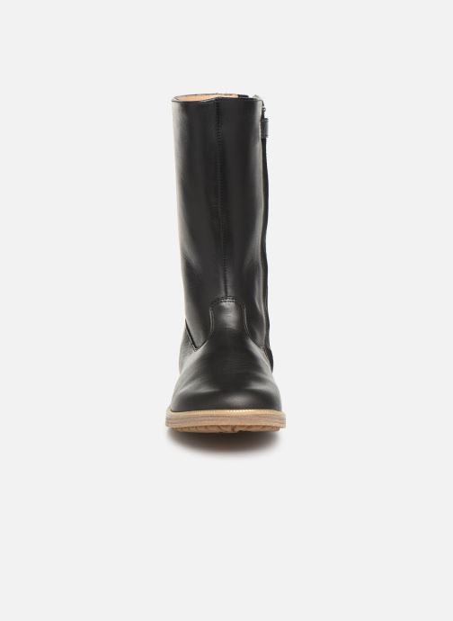 Stivali Pom d Api Trip rolls botte Nero modello indossato