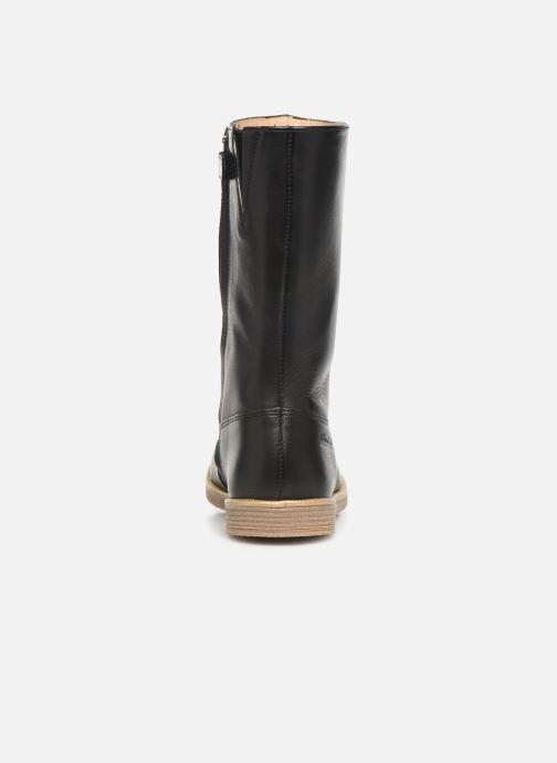 Stiefel Pom d Api Trip rolls botte schwarz ansicht von rechts
