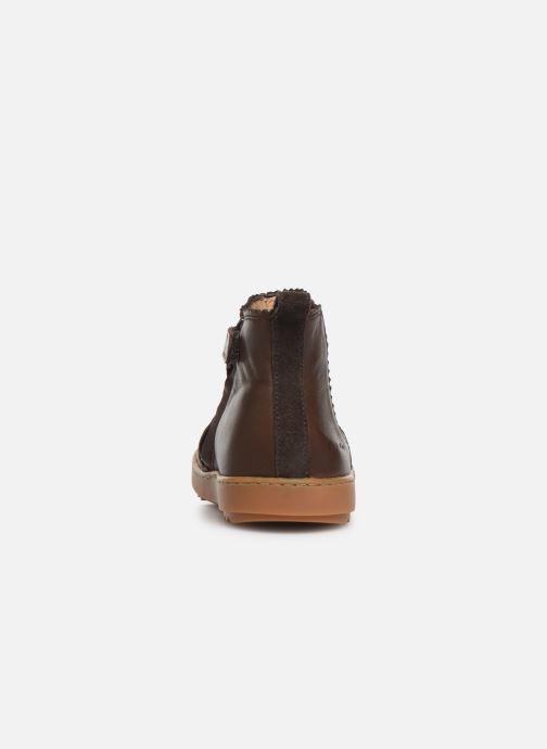 Stiefeletten & Boots Pom d Api Wouf jodzip braun ansicht von rechts