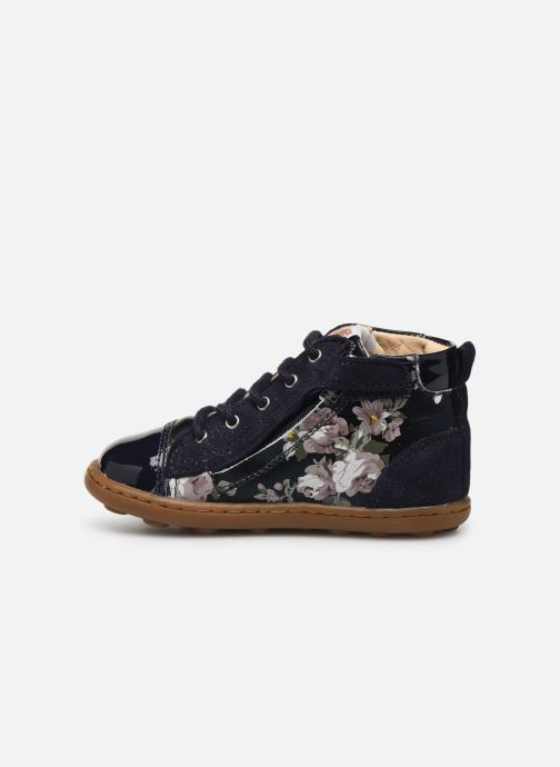 Ankle boots Pom d Api Tip top Blue front view