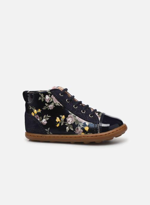 Boots en enkellaarsjes Pom d Api Tip top Blauw achterkant