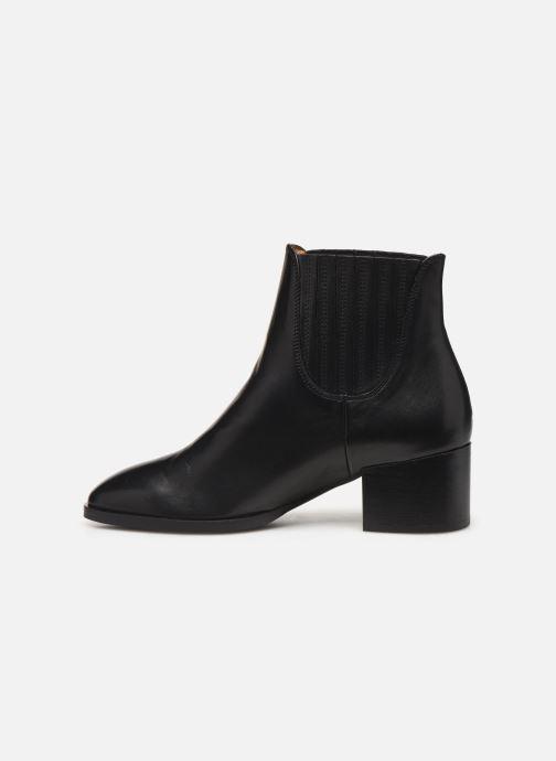 Bottines et boots Schmoove Woman Glory Chelsea Noir vue face