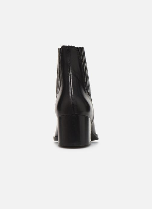 Ankle boots Schmoove Woman Glory Chelsea Black view from the right
