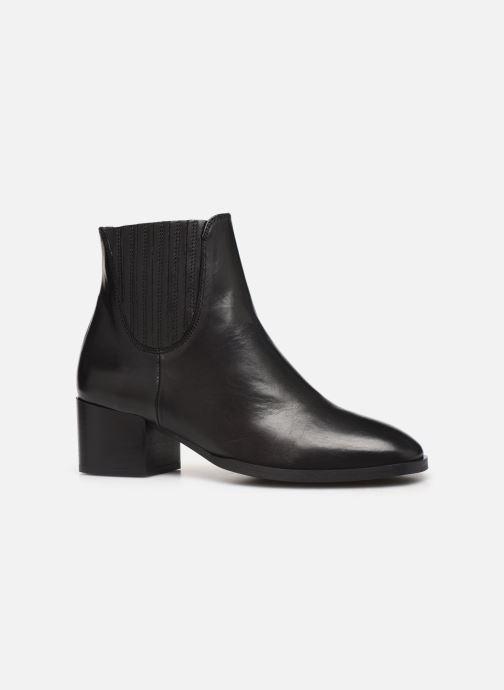 Bottines et boots Schmoove Woman Glory Chelsea Noir vue derrière