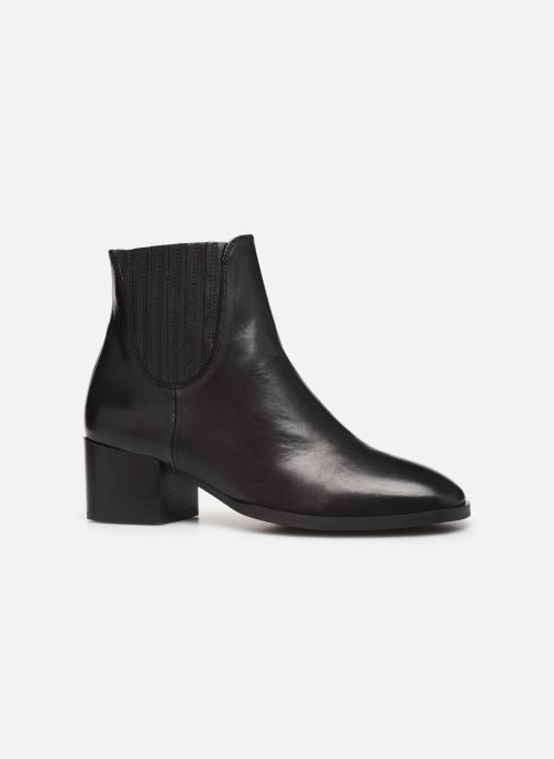 Ankle boots Schmoove Woman Glory Chelsea Black back view