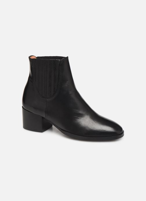 Ankle boots Schmoove Woman Glory Chelsea Black detailed view/ Pair view