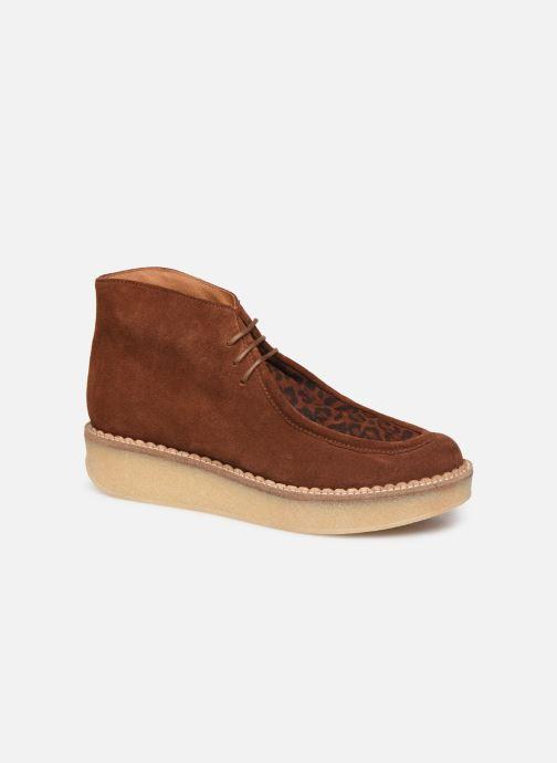 Bottines et boots Femme Pallas Desert