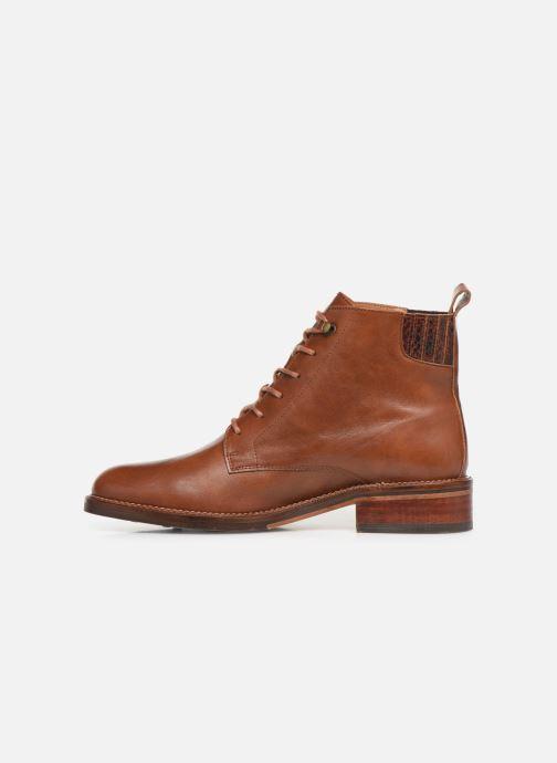 Bottines et boots Schmoove Woman Candide Desert Boots Marron vue face