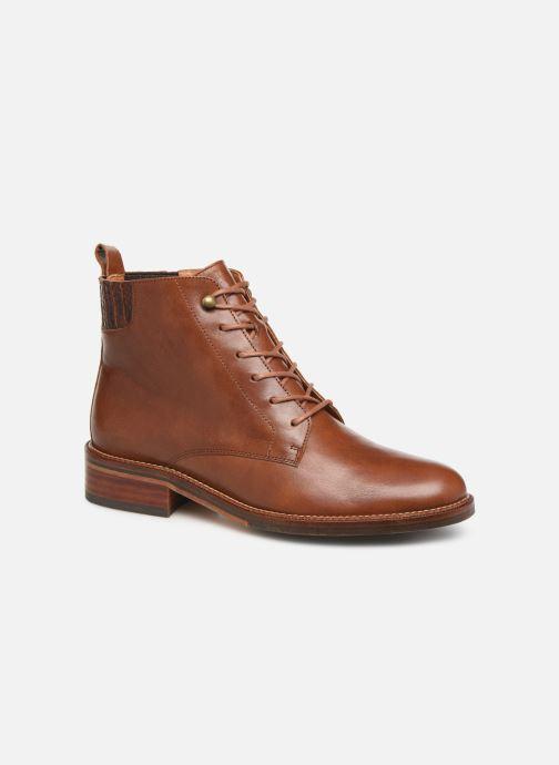Bottines et boots Schmoove Woman Candide Desert Boots Marron vue détail/paire