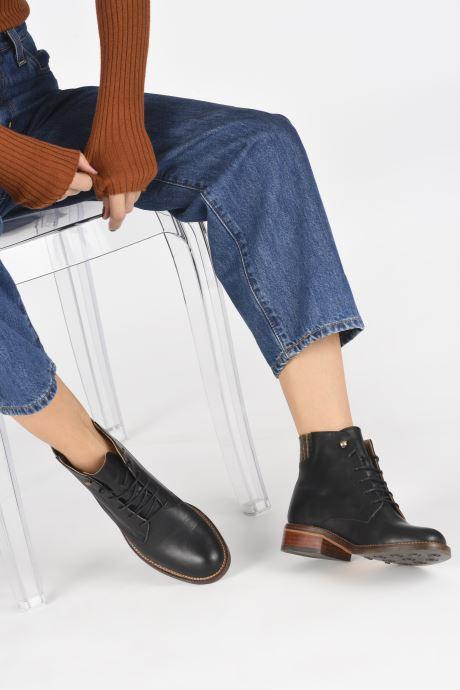 Bottines et boots Schmoove Woman Candide Desert Boots Noir vue bas / vue portée sac