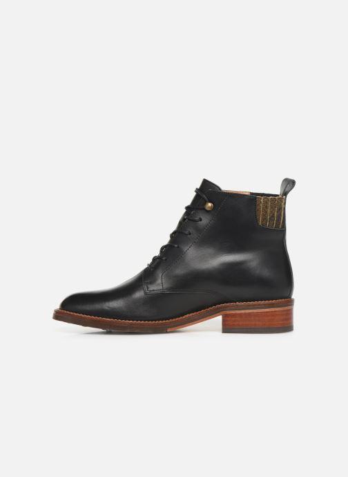 Bottines et boots Schmoove Woman Candide Desert Boots Noir vue face