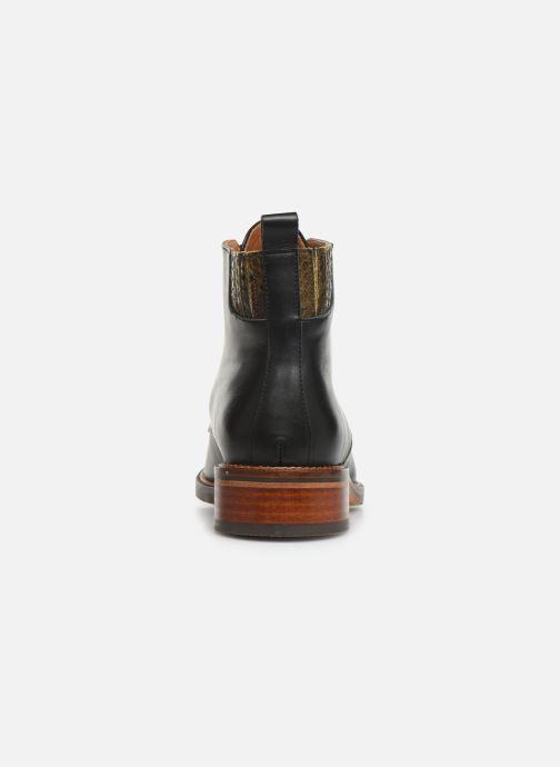 Bottines et boots Schmoove Woman Candide Desert Boots Noir vue droite