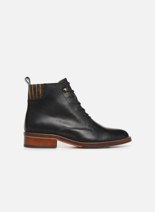 Bottines et boots Schmoove Woman Candide Desert Boots Noir vue derrière
