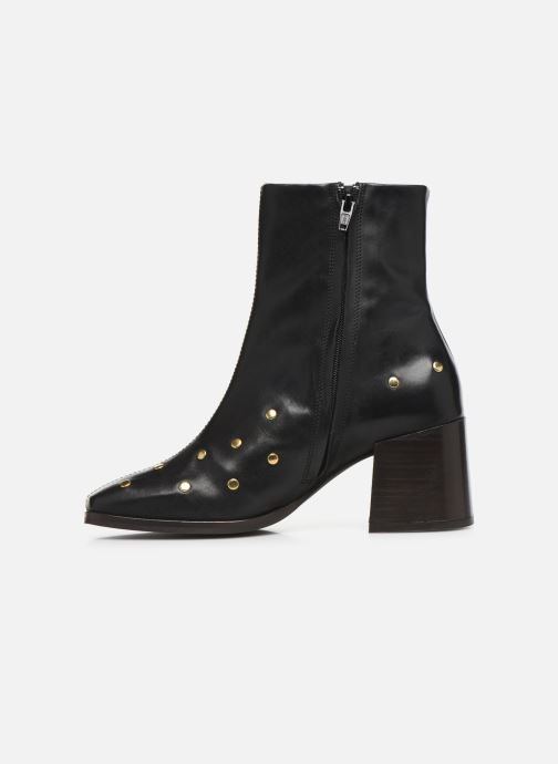 Bottines et boots Schmoove Woman Rita Boots Noir vue face