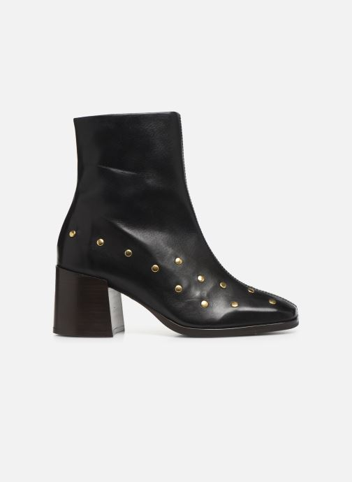Ankle boots Schmoove Woman Rita Boots Black back view