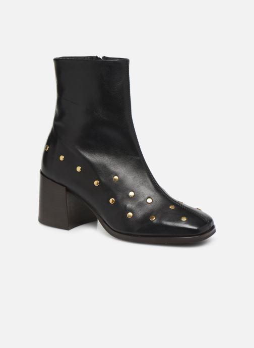 Bottines et boots Schmoove Woman Rita Boots Noir vue détail/paire