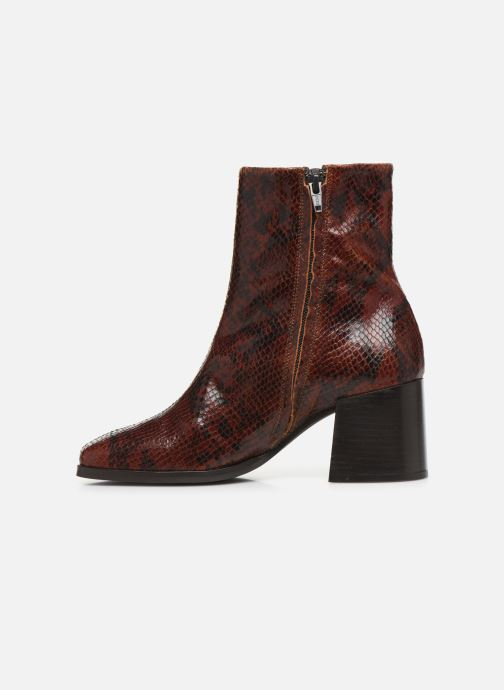 Bottines et boots Schmoove Woman Rita Boots Rouge vue face