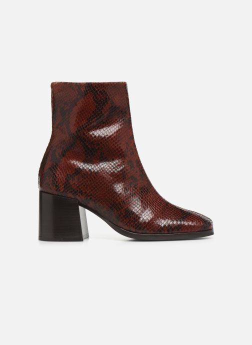 Bottines et boots Schmoove Woman Rita Boots Rouge vue derrière