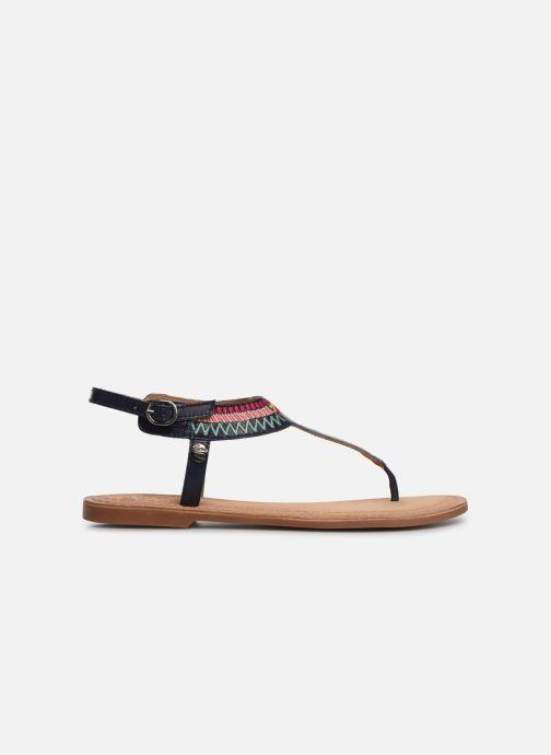 Sandals Initiale Paris Edi Blue back view