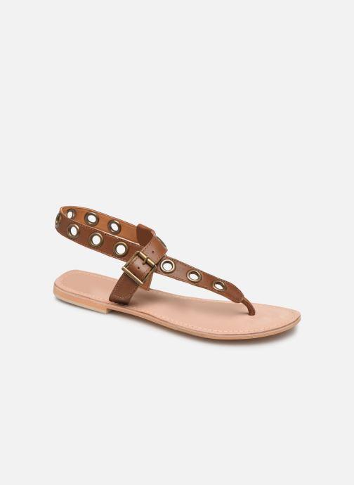 Sandali e scarpe aperte Initiale Paris Maddie Marrone vedi dettaglio/paio