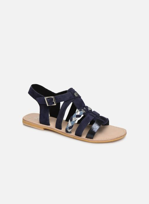 Sandali e scarpe aperte Initiale Paris Maya Azzurro vedi dettaglio/paio
