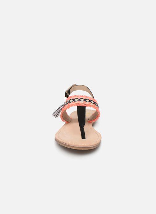 Sandalen Initiale Paris Nessia Zwart model