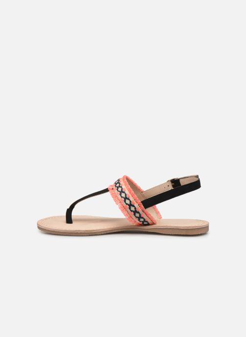 Sandalen Initiale Paris Nessia Zwart voorkant