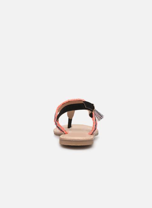 Sandalen Initiale Paris Nessia Zwart rechts