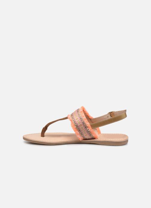 Sandali e scarpe aperte Initiale Paris Nessia Marrone immagine frontale
