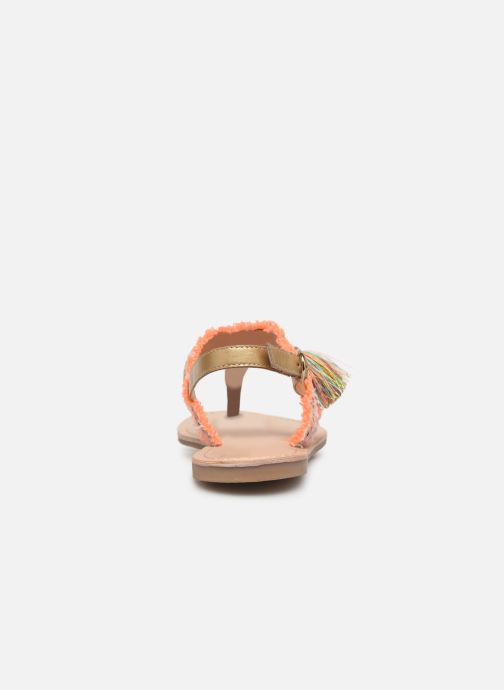 Sandali e scarpe aperte Initiale Paris Nessia Marrone immagine destra