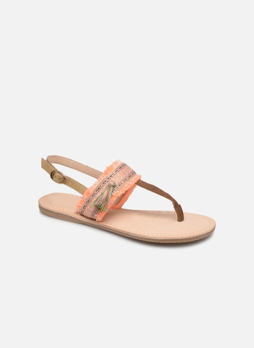 Sandali e scarpe aperte Initiale Paris Nessia Marrone vedi dettaglio/paio