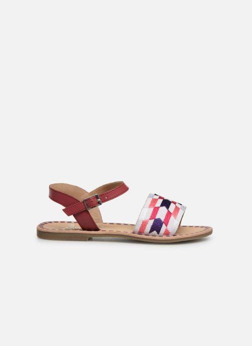 Sandals Initiale Paris Ninon Pink back view