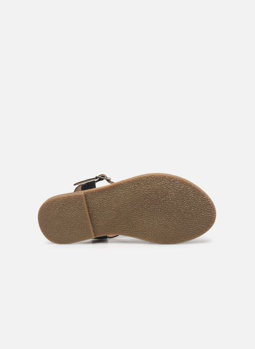 Sandalen Initiale Paris Ninon Zwart boven
