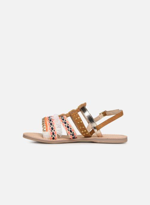Sandali e scarpe aperte Initiale Paris Noreen Marrone immagine frontale