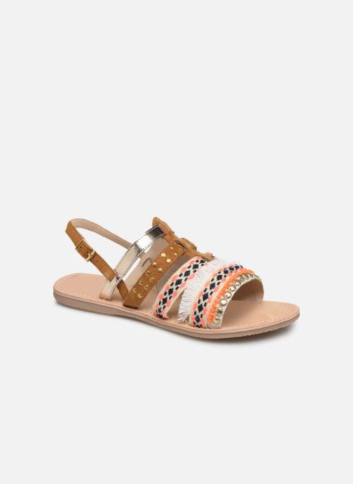 Sandalen Initiale Paris Noreen braun detaillierte ansicht/modell