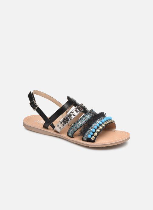 Sandalen Initiale Paris Noreen schwarz detaillierte ansicht/modell