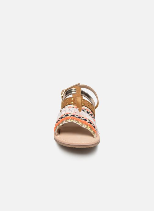 Sandals Initiale Paris Noreen Brown model view