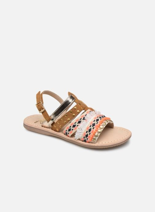 Sandals Initiale Paris Noreen Brown detailed view/ Pair view