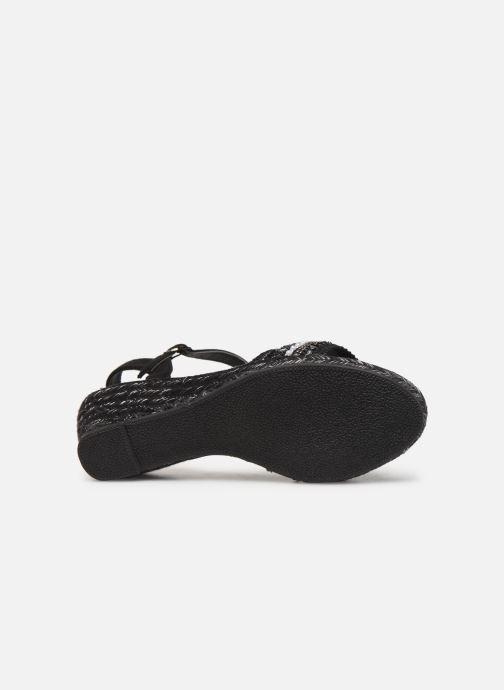 Sandali e scarpe aperte Initiale Paris Tami Nero immagine dall'alto