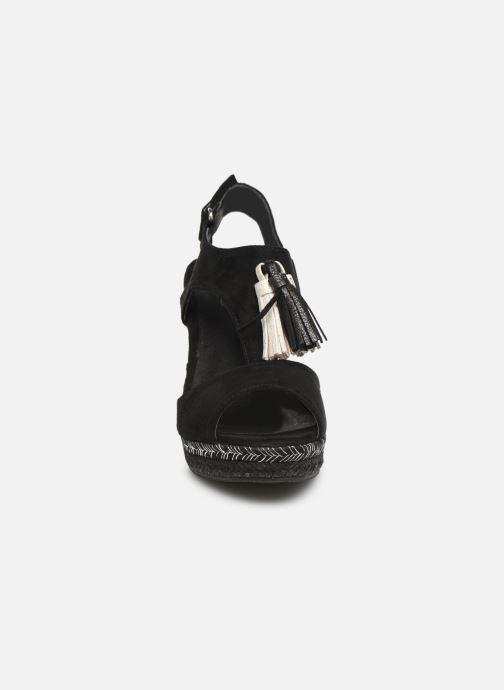 Sandalen Initiale Paris Tatami Zwart model