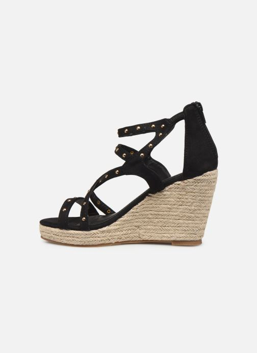 Sandalen Initiale Paris Tom Zwart voorkant