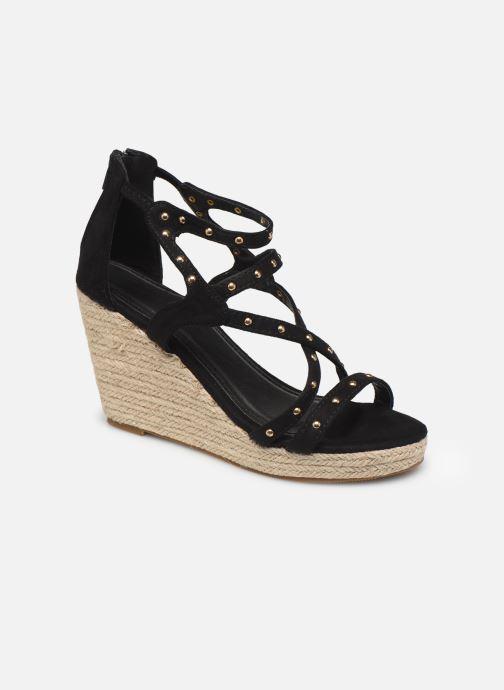 Sandalen Initiale Paris Tom schwarz detaillierte ansicht/modell