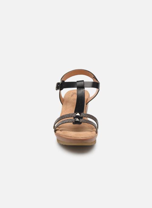 Sandalen Initiale Paris Tya Zwart model
