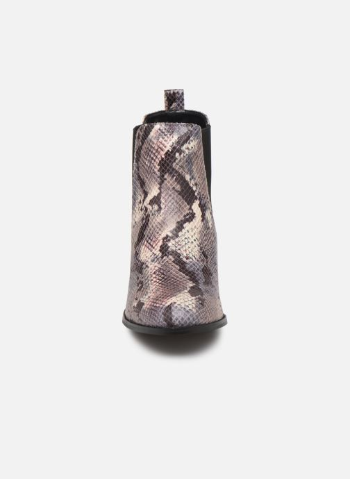 Stiefeletten & Boots Initiale Paris Creatif grau schuhe getragen