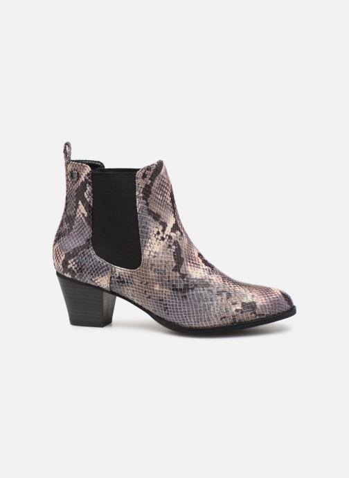 Boots en enkellaarsjes Initiale Paris Creatif Grijs achterkant